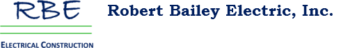 Robert Bailey Electric, Inc. logo