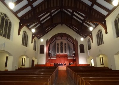 Munger-Wilson Chapel Renovations – U of O Clarksville